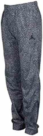 a99d076f91bd Nike Boys Air Jordan Tricot Jumbo Elephant Cuffed Pants