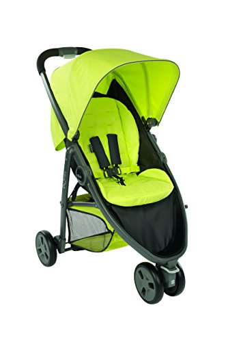 Graco Evo Mini Stroller/Pushchair - Limeade