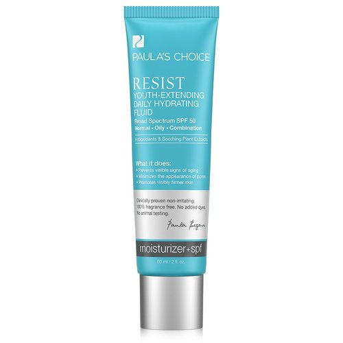 - RESIST Youth-Extending Daily Hydrating Fluid SPF 50 (2 fl oz.)