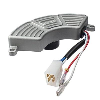 Friday Part Automatic Voltage Regulator for Honda EM5000S EM5000X EM5000SX 32350-ZB4-632