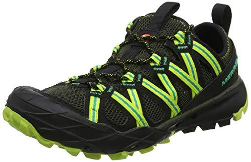 (Merrell Men's Choprock Water Shoes Green Dusty Olive, 14 (50 EU))