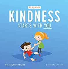 Kindness is the single most powerful thing that we can teach our children.Follow Maddy through her day at school, where your child will learn how easy it can be to spread kindness! From taking turns on the swing to including everyone in the g...
