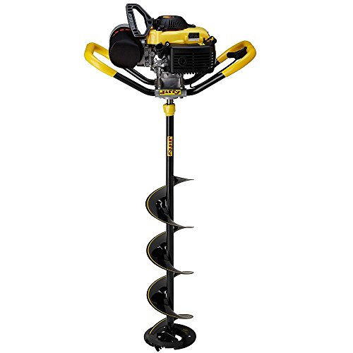 Jiffy 46 X-Treme Propane w/ 10'' STX Drill Asm 46-10-ALL