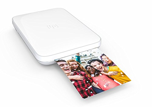 Lifeprint 3x4.5 Portable Photo and Video Printer for iPhone and Android. Make Your Photos Come to Life w/Augmented Reality - White
