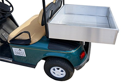Aluminum Dumping Cargo Box for Club Car DS Dumping Cargo Box