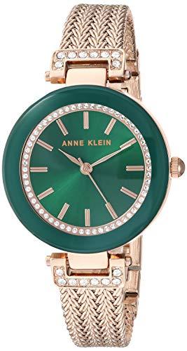 Anne Klein Dress Watch (Model: AK/1906GNRG)