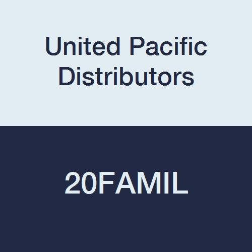 2 2 Male Adapter x Male NPT United Pacific Distributors 20FAMIL MIL-Spec Cam and Groove
