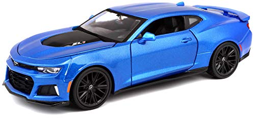 Maisto 1:24 2016 Chevrolet Camaro SS Diecast Vehicle (Colors May Vary)