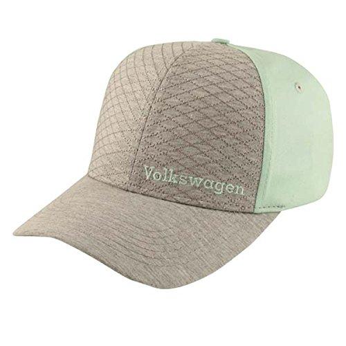 VW Volkswagen Ladies Quilted Jersey Cap Hat (Quilted Jersey)
