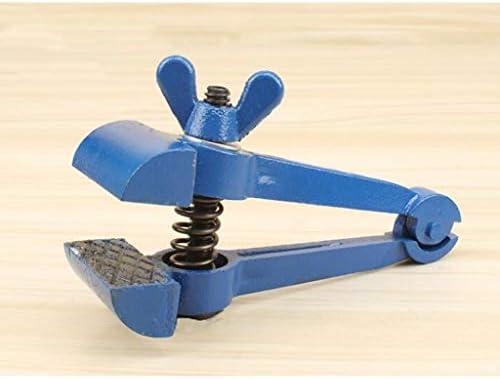 多機能 ミニバイス 手持ち式 クラフト ホビー ジュエリー 青色 - B:160mm