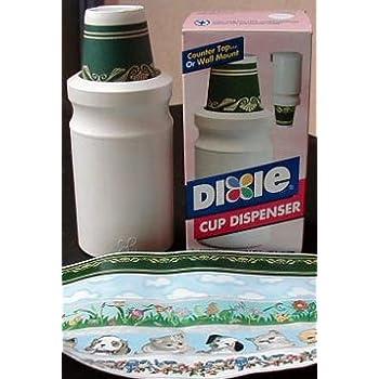 DIXIE Wall Mount Bathroom Cup Dispenser   Cups 3. Amazon com  DIXIE Wall Mount Bathroom Cup Dispenser   Cups 3 oz