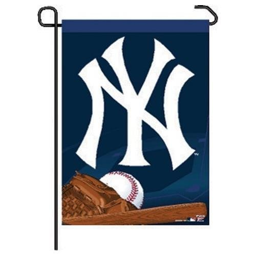 WinCraft MLB New York Yankees Garden Flag, 11
