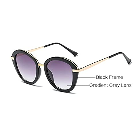 Amazon.com: PyLios Elegant Women Sunglasses Color Blind ...