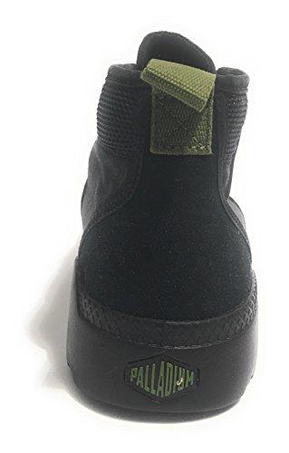 Palladium , Baskets pour homme vert Army Green