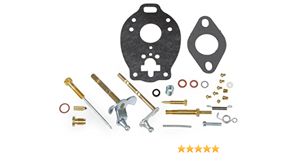 Ford Tractor 9N 2N 8N MAJOR Carburetor Repair Kit with FLOAT NEW FREE SHIPPING