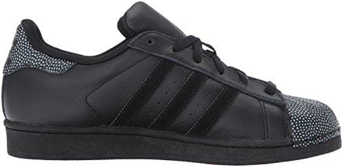 Adidas Originals Superstar Ray Svart J Cblack, Cblack, Ftwwht