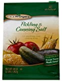 Pickling And Canning Salt By Precision Foods Inc 48oz, (3lbs) 136g