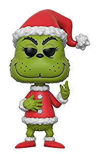 Funko Pop Books Santa Grinch Collectible Vinyl Figure (styles may vary)