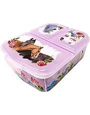 Theonoi Kinderbroodtrommel / lunchbox / sandwichbox naar keuze: Frozen PJ Masks Spiderman Avengers - Mickey - Paw van kunststof BPA-vrij - leuk cadeau voor kinderen