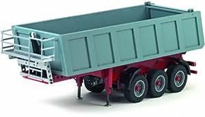 Carson 500907050 - Remolque basculante trasero [Importado de Alemania]