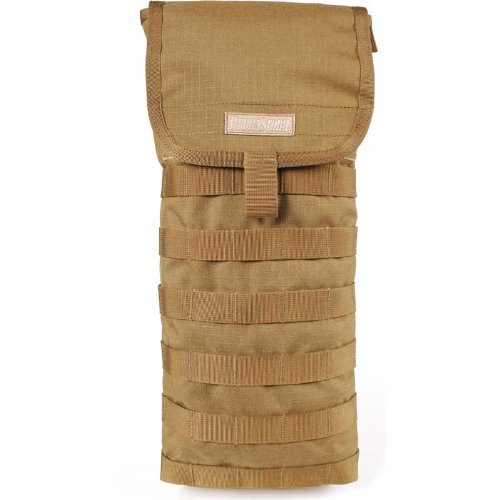 BLACKHAWK! S.T.R.I.K.E. Hydration System Carrier with Speed Clips, Coyote Tan, Outdoor Stuffs