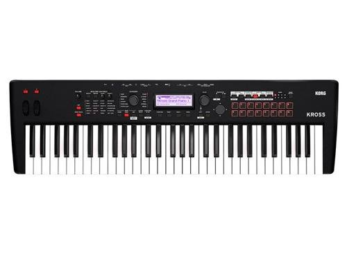 Korg KROSS 2 Synthesizer Workstation