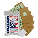 oreck bags buster b - Genuine Oreck Buster B Canister Models BB280 BB850AW and BB870AW (Pack of 12)