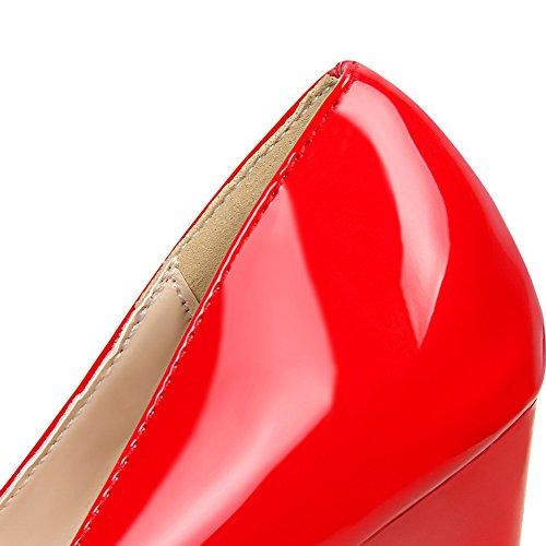 tac Toe Peep Mujer Zapatos de wPcgqa60
