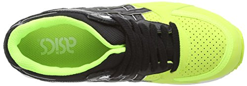 Trainers Yellow Saffety Asics Black 0790 Gel Unisex Adults' Yellow Lyte Speed f7XC7xSq