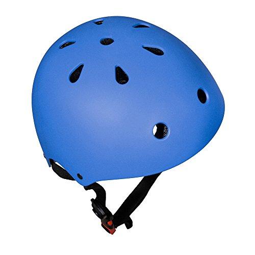 Glaf Adjustable Kids Helmet CPSC Certified Impact Resistance Ventilation for Multi-Sports, Cycling Skateboarding Bike BMX Scooter Toddler Helmet (Blue, Medium)