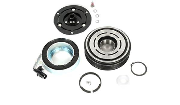 ACDelco 15 - 4851 gm Original Equipment embrague del compresor de aire acondicionado: Amazon.es: Coche y moto