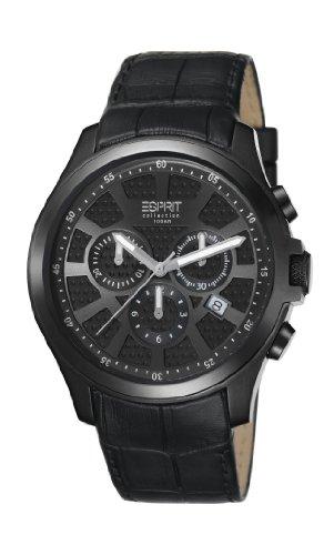 Esprit EL101801F04 Mens Kratos All Black Watch