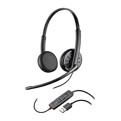 Plantronics 204446 01 Blackwire C325 M Headset