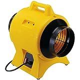 Schaefer Americ Confined Space Ventilation Blower Fan – 877 CFM, 8in., Model# VAF1500A For Sale