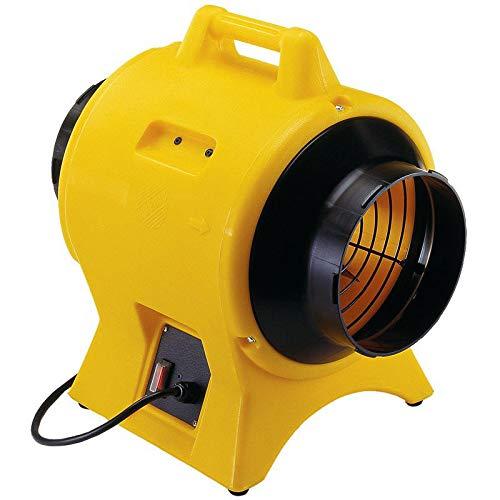 Schaefer Americ Confined Space Ventilation Blower Fan - 877 CFM, 8in., Model# VAF1500A