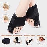 Bunion Corrector - Orthopedic Bunion Corrector - Toe Separators - Toe Spacers - Bunion Splint - Toe Straightener - Toe Support - Hallux Valgus - Toe Splint - Correct Toes