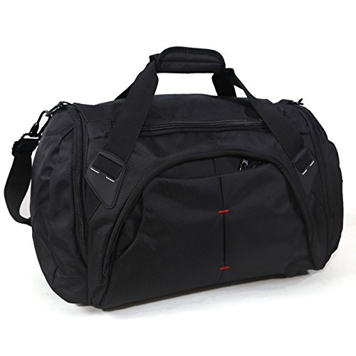 "Cheap Travel Duffel Bag 18"" Large Weekender Overnight Bag Sports Gym Handbag"