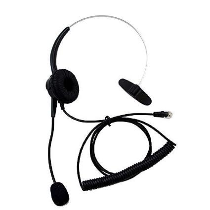 Amazon Com New T400 Headset Headphones Ear Phone For Plantronics