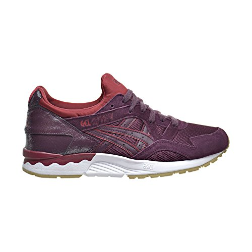 Onitsuka Tiger by Asics Unisex Gel-Lyte V Rioja Red/Rioja Red Sneaker