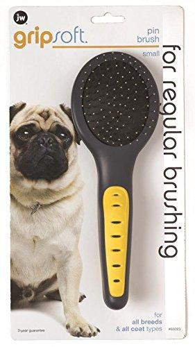 JW Pet Company GripSoft Brush