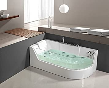 Luxus Whirlpool Badewanne Jacuzzi Wanne Whirlwanne Pool LXW-1533L ...