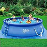 """Quick Set Ring Pool 18' x 48"""" With 1000 GPH Filter Pump"""