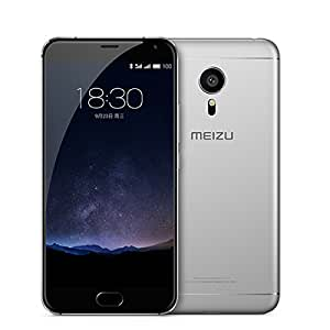 MEIZU PRO 5 Android 5.1 4G Smartphone with 5.7 Inch Screen 21.0MP Camera 3050mAh Battery (4GB+64GB Silver Black)
