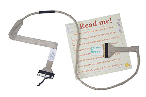 Eathtek Replacement LCD Video Flex Cable for Dell Inspiron 17 1750 17.3