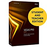 Magix Vegas Pro Edit 16 for Students & Teachers - Professional Video and Audio Editing