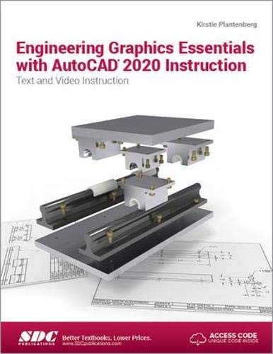 Best engineering design graphics with autocad for 2020