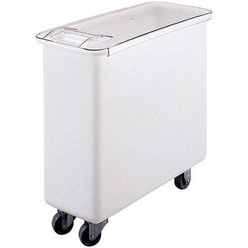 - Cambro IBSF27 Mobile Ingredient Bin, Flat Top, 27 Gallon Capacity