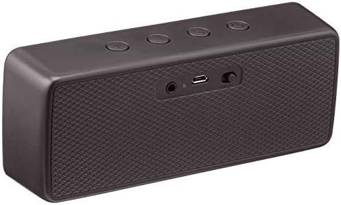 AmazonBasics Portable Wireless, 2.1 Bluetooth Speaker, Black 41DoqXhRO3L