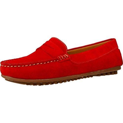 Mujer Privata Mujer C226 Color Rojo Rojo Marca Mocasines Modelo Para Privata BwUqAWf