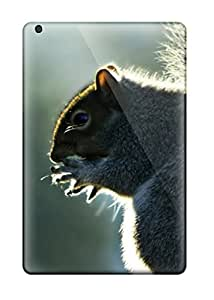 Cute High Quality Ipad Mini/mini 2 Squirrel In Profile Case